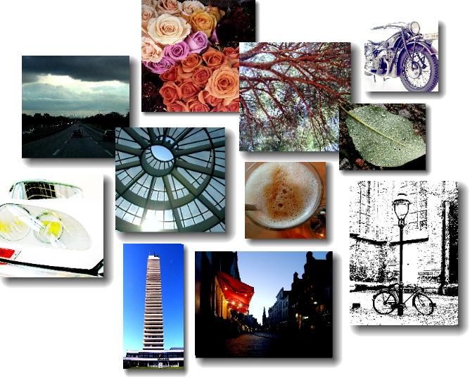 Webdesign, Fotografie, Plakate, Faltblätter