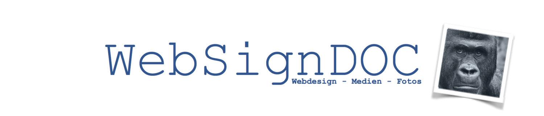 WebSignDOC – Webdesign – Medien – Foto